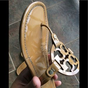 Tory Burch Shoes - Tory Burch Miller Sand Patent